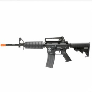 AIRSOFT RIFLE AEG G&G CM16 CARBINE 6MM – USADO