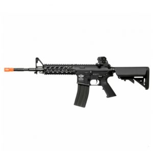 AIRSOFT RIFLE G&G CM16 RAIDER-L 6MM – USADO
