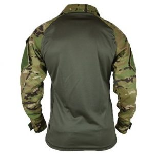 COMBAT SHIRT MANGA LONGA MULTICAM – FOX BOY
