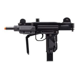 AIRSOFT RIFLE SUBMETRALHADORA KWC MINI UZI FULL METAL CO2 BLOWBACK 6MM