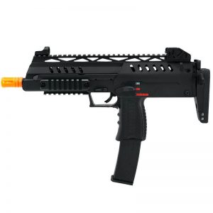 AIRSOFT RIFLE MP7 GBB GREEN GAS 6MM