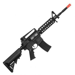 AIRSOFT RIFLE M4 ZULU S-1 6MM