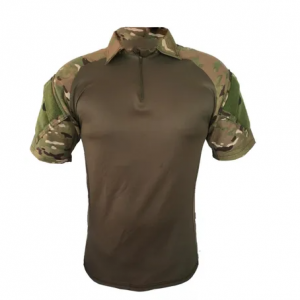 COMBAT SHIRT MANGA CURTA MULTICAM – FOX BOY