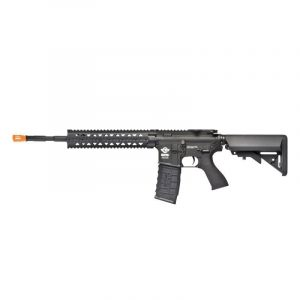 AIRSOFT RIFLE AEG G&G CM16 R8-L 6MM – USADO (SEM RED DOT)