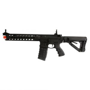AIRSOFT RIFLE AEG G&G GC16 PREDATOR FULL METAL BLACK 6MM