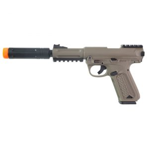 AIRSOFT PISTOLA GBB ACTION ARMY AAP-01 BASIC DESERT KT 6MM