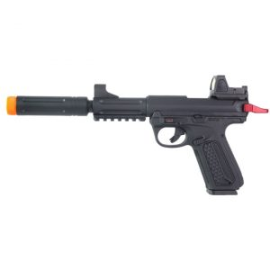 AIRSOFT PISTOLA GBB ACTION ARMY AAP-01 TACTICAL BLACK KT 6MM