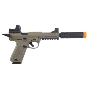 AIRSOFT PISTOLA GBB ACTION ARMY AAP-01 TACTICAL DESERT KT 6MM