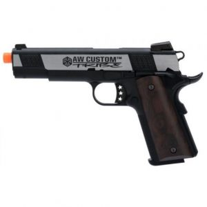 AIRSOFT PISTOLA GBB ARMORER WORKS 1911 AW-NE 3003 6MM
