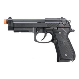 AIRSOFT PISTOLA GBB G&G GPM92 GP2 M92 BLACK 6MM