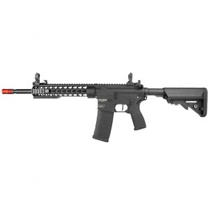 "AIRSOFT RIFLE AEG ROSSI AR15 NEPTUNE KEYMOD 10"" 6MM"