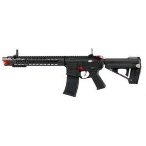 AIRSOFT RIFLE AEG VFC AVALON LEOPARD CARBINE BLACK 6MM