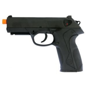 AIRSOFT PISTOLA GBB WE BULLDOG D002 BLACK 6MM