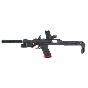 AIRSOFT PISTOLA GBB ACTION ARMY AAP-01 HIGH LINE BLACK 6MM