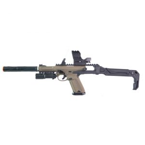 AIRSOFT PISTOLA GBB ACTION ARMY AAP-01 HIGH LINE DESERT 6MM