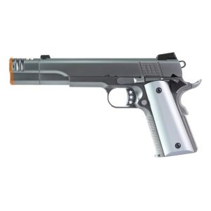 AIRSOFT PISTOLA ARMORER WORKS GBB1911 AW-NE3101 SV 6MM