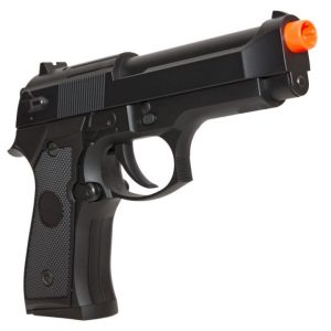 AIRSOFT PISTOLA AEP CYMA M92 CM126 BLACK 6MM