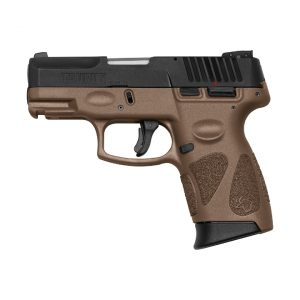 PISTOLA TAURUS G2C 9MM BROWN