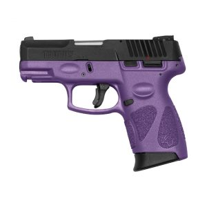 PISTOLA TAURUS G2C 9MM DARK PURPLE